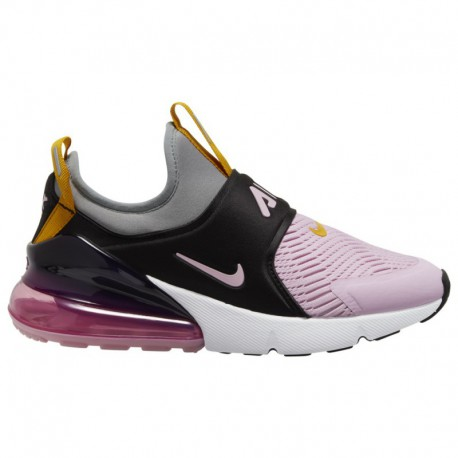 Air Max Light Sale Nike Air Max 270 Extreme - Girls' Grade School Particle Grey/Light Arctic Pink