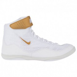Nike Inflict 3 Gold Nike Inflict 3 - Men's White/Metallic Gold | Limited Edition